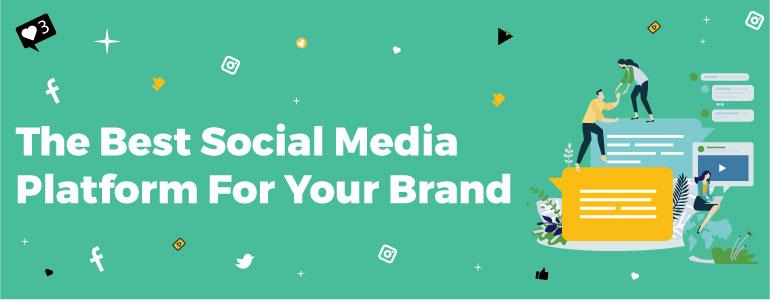 social media platform for brands